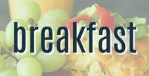 Breakfast and Brunch Recipes / A collection of good morning breakfast recipes that will make it easier to get out of bed!  Everything from pancake, french toast, and egg recipes.
