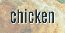 Chicken and Poultry Recipes / A collection of tasty chicken, turkey, and poultry recipes that make great dinner ideas.
