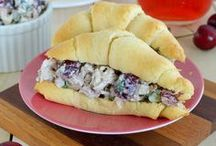 easy lunches & sandwiches