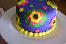 Fondant, Cupcakes, Cakes