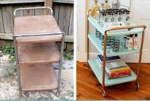 From CRAP to COOL! / The UPcycle and REcycle and REused board. Some neat little projects and tips to turn thrift store, second hand, or simply tired items into something you love! / by Audrey Terp