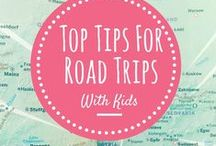 Travel Tips & Tricks / A collection of baby and toddler travel tips!