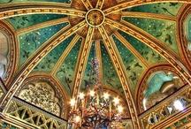 Monumental Interiors / by Martha