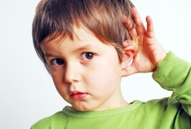Hearing: For kids / Books, stories, etc., etc., for kids living with hearing loss