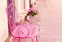 PINK / by Jacaranda Designs (Jane)