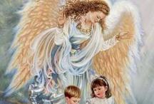 angels / by Sonia de Avila