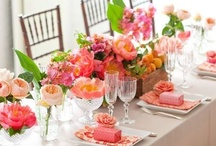 TABLE SETTINGS / by Jacaranda Designs (Jane)