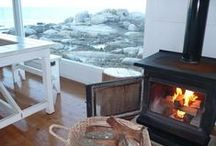 Winter Hideaways / The most Perfect Hideaways to warm up by the hearth and restore and recharge