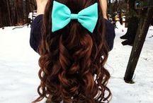 Lovin' the Hair  / by Lovisa Annell
