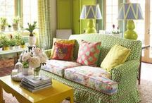 colorful rooms / by Susan Uram