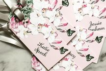 Stationery: Midsummer / Midsummer Nights Dream inspried range, romantic and whimsical.