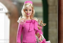 Barbie dolls / by Sonia de Avila