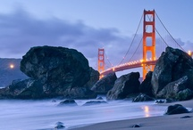 """travel : sf / love going to """"the city"""" / by Susan Adkins"""