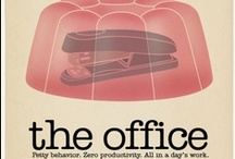 The Office / by Elbi Sarabia