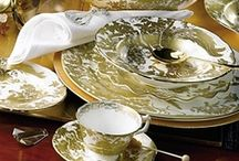 Table settings / by Susan Uram