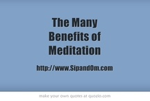 Benefits of Meditation / Discover how meditation can enhance literally every single area of your life. Join me at http://www.SipandOm.com where you'll find one small step you can take each day for more peace, clarity and energy.