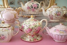 Tea time / by Susan Uram