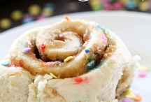 Sweet Treats to try / by FavFamilyRecipes