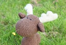 Crochet/Knitting/Sewing / by Jacqui Parker