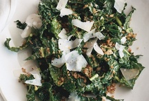 healthy + organic living / by Plaid Poppy