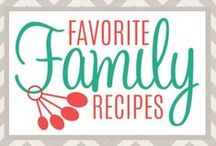 A Favorite Family Recipe / by FavFamilyRecipes