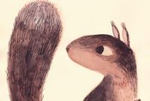 illustration / by Plaid Poppy