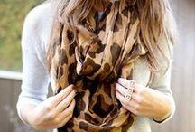 fashion {Fall/Winter Wardrobe}