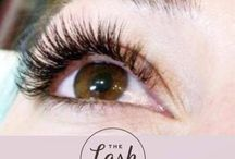 Real Clients, Real Beauty / Pictures of real Lash Lounge clients!