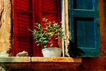 Portals - Windows / by Kit White