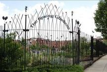 Portals - Gates, Fences, Paths & Walls / by Kit White