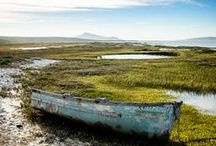 Churchhaven / One of the most beautiful places in South Africa, on the lagoon in the West Coast National Park