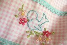 Sewing {Hand stitches}