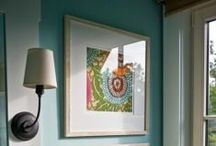 decor : home decorating / feathering the nest / by Susan Adkins