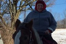 I'm going to ride again! / Midlife horses. Back in the saddle after over 30 years.