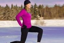 Winterize Your Exercise / Tips & Info for Cold Weather Workouts