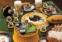 Here We Go, Steelers! / It's Football Season! Giant Eagle has all of your tailgating needs, plus some crowd pleasing recipes for you to try! / by Giant Eagle