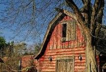 Weathered Barns & Houses / by Kit White