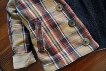 Sewing {For Boys} / A collection of patterns for boys clothing.