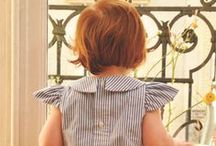 Sewing {For Girls} / A collection of clothing patterns for girls.
