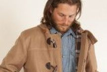 Sewing {For Men} / A collection of clothing patterns for men.