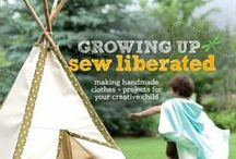 Sewing {Books and Tools}