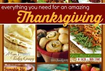 Thanksgiving / A collection of our favorite Thanksgiving recipes your family will love. Find all our yummy Pinterest Boards at https://www.pinterest.com/favfamilyrecipz/ / by FavFamilyRecipes