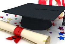 Ultimate Graduation Party / Menu Planning and Party Theme Ideas to make your grad party the standout event of the summer!