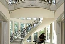 Grand staircases