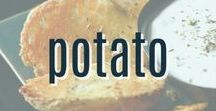 Potato Recipes / A collection of our favorite tasty potato recipes your family will love. Find all our yummy Pinterest Boards at https://www.pinterest.com/favfamilyrecipz/