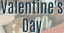 Valentine's Day Recipes / Valentines Day recipes your family and sweetheart will love. Everything from cookies, to chocolates, to fancy dinner ideas!