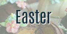 Easter Recipes / All our favorite recipes for Easter Sunday and Season.  Fun recipes for kids like birds nests and colored eggs. And Easter dinner ideas like spiral ham, potatoes, carrot cake, and coconut pie!
