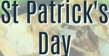 St. Patrick's Day Recipes / Our collection of St. Patrick's Day recipes to help make St. Patty's Day extra special.  Whether you like to make all green food, or are looking for traditional Irish recipes, we have your back!