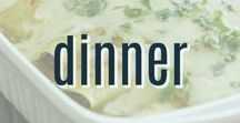 Dinner Recipes - Main Dishes / A collection of our favorite dinner and main dish recipes your family will love.