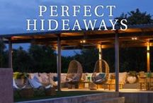 WEEKLY MAILERS / If you are not on our mailing list, this is what you are missing. Sign up and be in the know about new Hideaways, for sale Hideaways and Hideaways you should have on your bucket list. http://www.perfecthideaways.co.za/contact-us